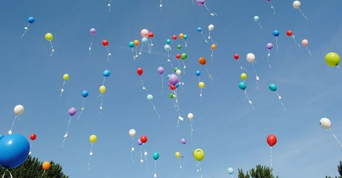 Why You Need Printed Balloons At Your Corporate Event