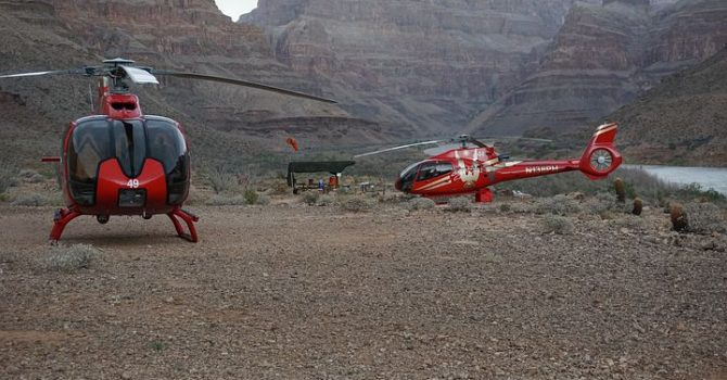 5 Benefits Of A Grand Canyon Helicopter Ride