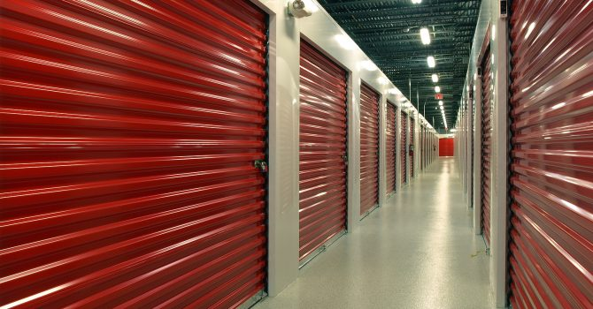 What Can You Store In Newcastle Storage Units?