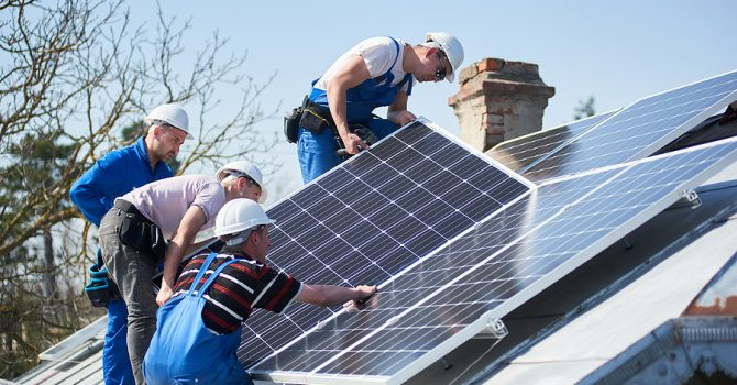 How To Protect The Investment With Commercial Solar Programs